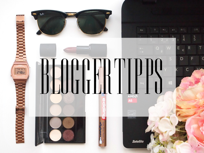 8 Tipps rund ums Bloggen by tobeyoutiful