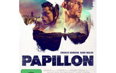 PAPILLON auf DVD