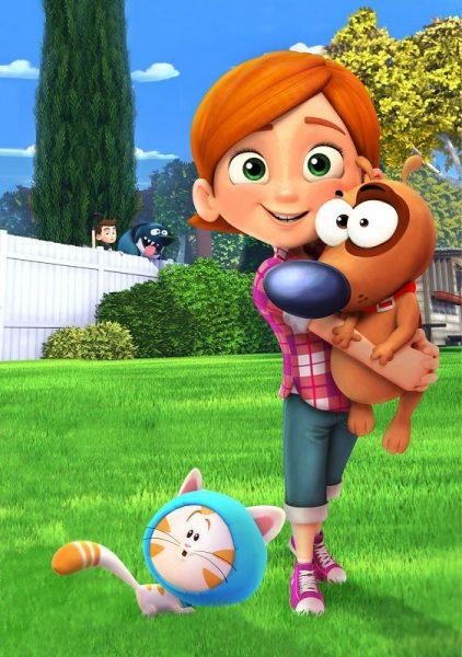 PAT DER HUND 2 422x600 - PAT DER HUND - ab dem 3.9.18 im Disney Channel