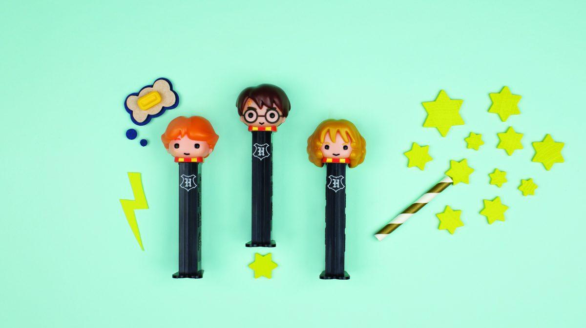 Gewinnspiel: PEZ-Spender im Harry Potter Design