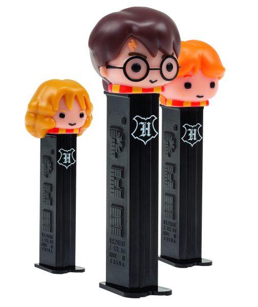Gewinnspiel Pez Spender Im Harry Potter Design Familos Dietestfamilie
