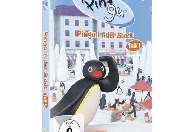 Gewinnspiel: PINGU IN DER STADT