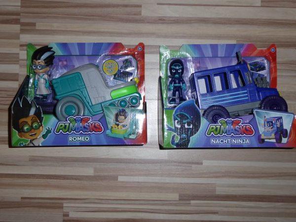 PJ Masks Rival Racers Rennstrecke und Figuren 7 600x450 - Produkttest: PJ Masks Rival Racers Rennstrecke und Figuren