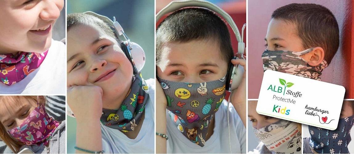 Rezension ProtectMe Kids antimikrobielle Mund-und Nasenmaske