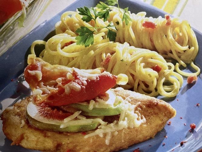 Rezept: Parmesanschnitzel