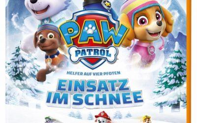 Paw Patrol Einsatz im Schnee 1 400x250 - Gewinnspiel/Rezension - Paw Patrol - Einsatz im Schnee