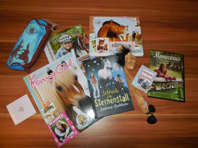 Netmom Produkttest vom Meisterverlag: Penny Girl