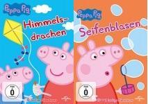 Peppa Wutz Himmelsdrachen Seifenblasen - Gewinnspiel: Peppa Wutz DVDs Seifenblasen und Himmelsdrachen