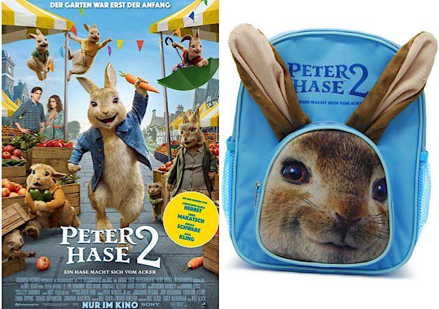 Gewinnspiel: PETER HASE™ 2 – EIN HASE MACHT SICH VOM ACKER