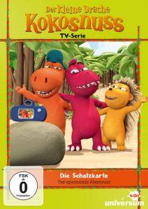 Peter Hase und Der Kleine Drache Kokosnuss DVD (4)