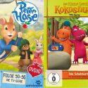 Peter Hase und Der Kleine Drache Kokosnuss DVD 8