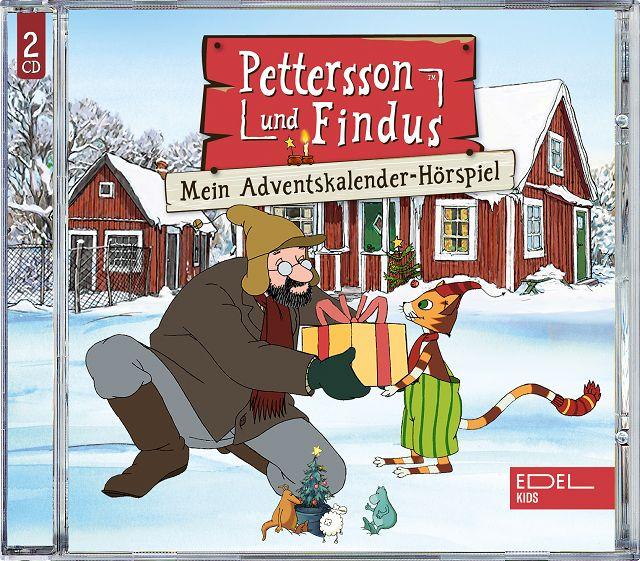 Gewinnspiel: Pettersson und Findus Adventskalender