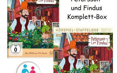Pettersson und Findus Komplettbox
