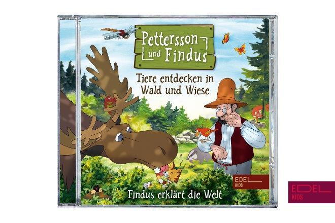 Gewinnspiel: Pettersson und Findus: Tiere entdecken in Wald und Wiese
