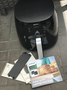 Philips Airfryer XXL (HD9762/90) im Test