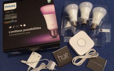 Philips Hue mit Google Home steuern 2 400x250 - Produkttest: Smarte Philips Hue Lampen mit Google Home verbinden und bedienen