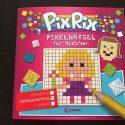 Pixelrätsel für Mädchen (1)