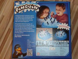 Anleitung Plitsch Platsch Pinguin