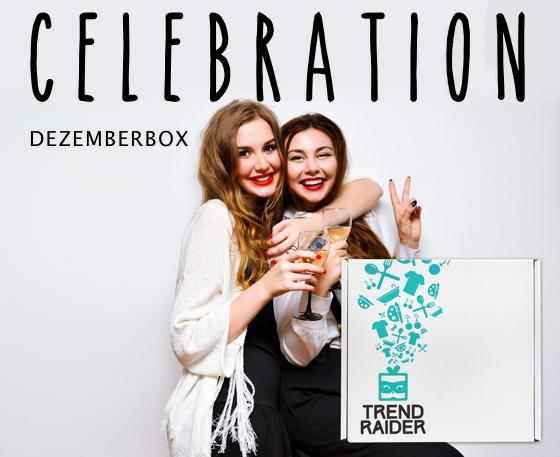Produktbild Celebration DezemberBox TrendRaider - Adventskalender Tür 1: Trendraider Überraschungsbox