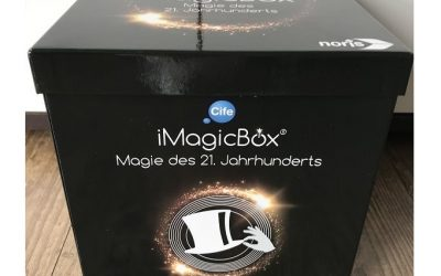 Produkttest: Cife iMagic Box