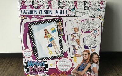 Produkttest: Maggie & Bianca Fashion Design Tablet