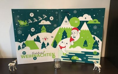 Produkttest: der Degustabox Adventskalender