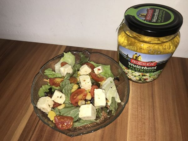 Rücker Waterkant Hirtenkäse Salatwürfel