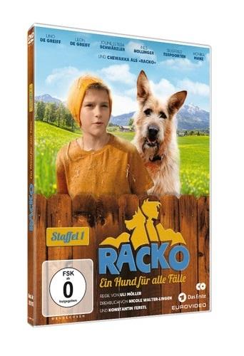 RACKO – EIN HUND FÜR ALLE FÄLLE 2 - Gewinnspiel: RACKO – EIN HUND FÜR ALLE FÄLLE