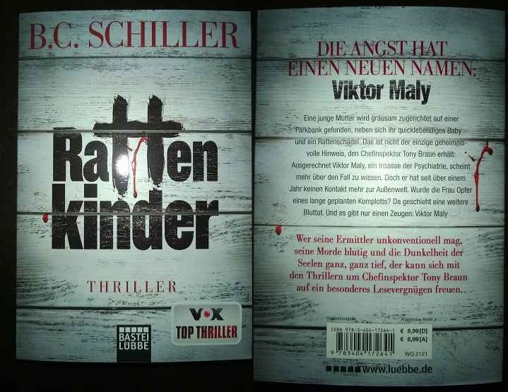Rattenkinder Rezension 1 - Rezension: Rattenkinder