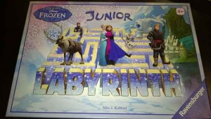 Ravensburger Disney Frozen Junior Labyrinth (4)