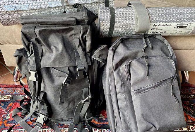 Produkttest: Fluchtrucksack – im Notfall bestens ausgrüstet