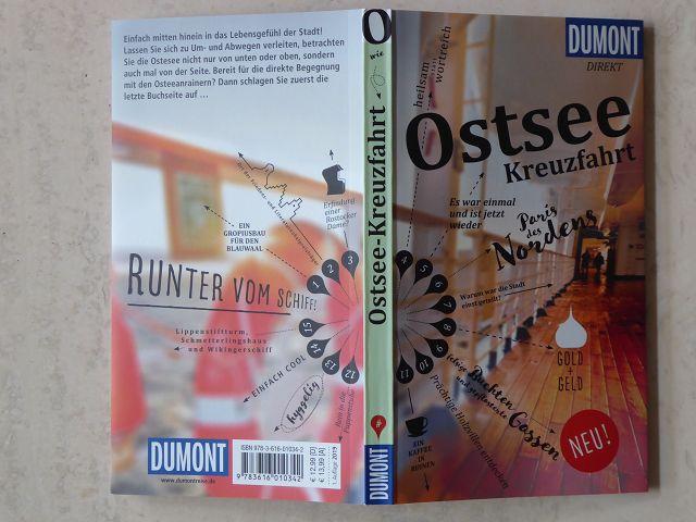 Rezension: Reiseführer Ostsee Kreuzfahrt von DuMont direkt