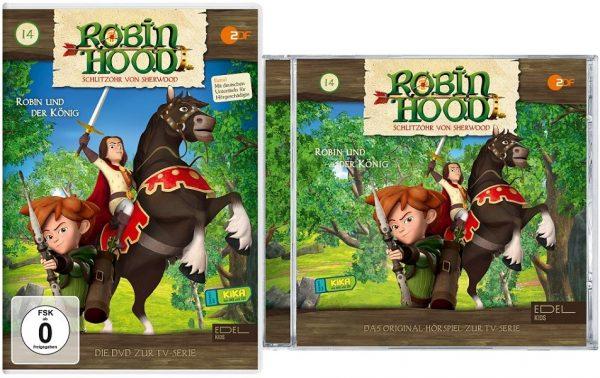 Robin Hood - Schlitzohr von Sherwood Folge 14