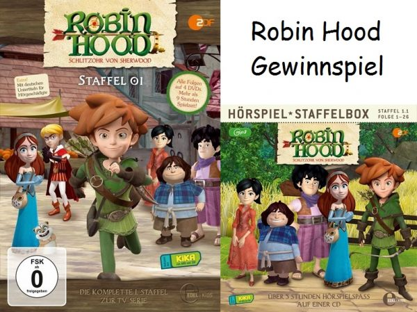 Robin Hood - Schlitzohr von Sherwood Staffel 1