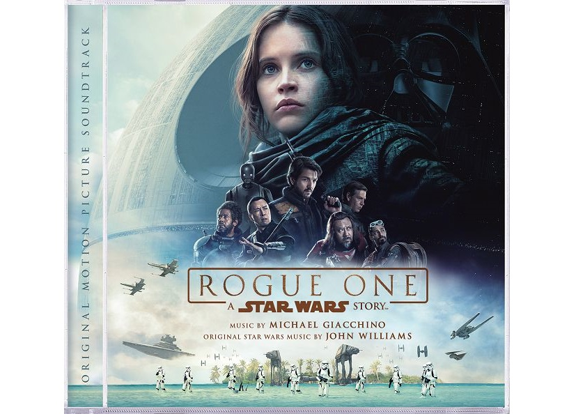 Gewinnspiel: Rogue One: A Star Wars Story – der Soundtrack zum Film