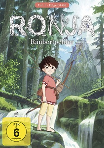 Gewinnspiel: Ronja Räubertochter DVD Vol. 1 Folge 01 – 06
