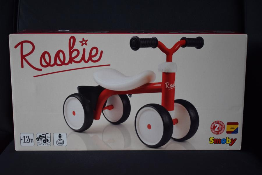 Produkttest: Smoby Rookie Rutscher