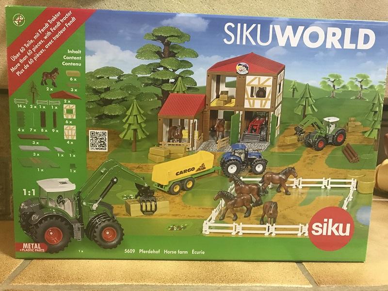 Produkttest/Gewinnspiel – SIKU Pferdehof