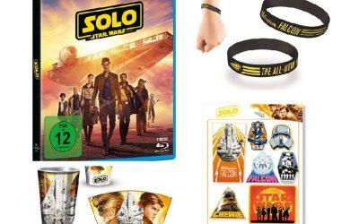 SOLO A Starwars Story Fanpaket Gewinnspiel Heimkinostart