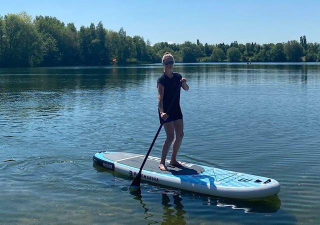 SUP Board Bluemarina Moana im Test