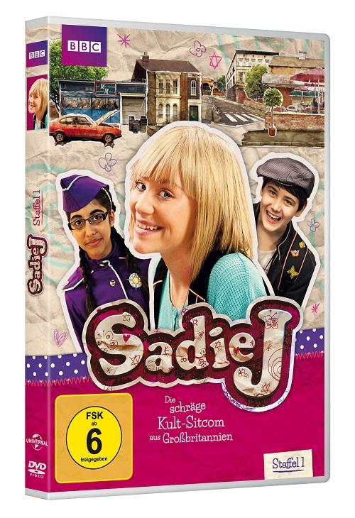 Sadie J - Adventskalender, 12. Türchen: Sadie J Staffel 1