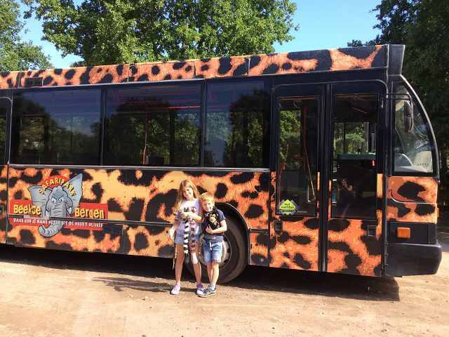 Ausflugstipp: Safaripark und Speelland Beekse Bergen