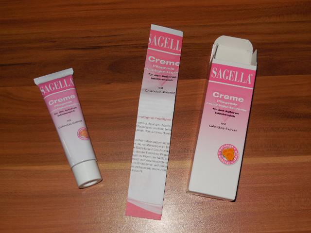 Sagella Creme 2 - Sagella Creme im Test