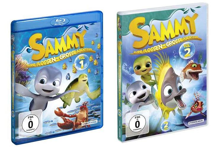 Gewinnspiel: Sammy – kleine Flossen großes Abenteuer