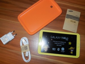 Samsung Galaxy Tab 3 Kids im Test (3)