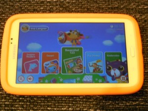 Samsung Galaxy Tab 3 Kids im Test (5)