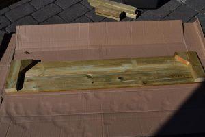 Sandkasten Flippey 2 300x200 - Produkttest: Sandkasten Flippey mit Klappdeckel von Wickey