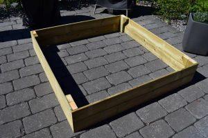 Sandkasten Flippey 4 300x200 - Produkttest: Sandkasten Flippey mit Klappdeckel von Wickey