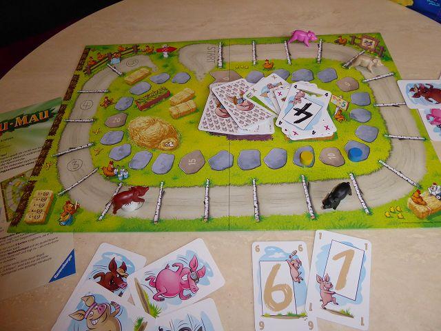 Rezension: Sau Mau Mau Spiel von Ravensburger