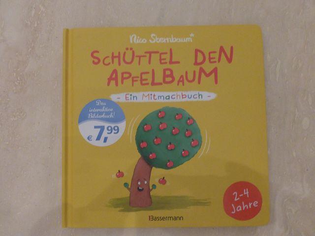 Testaktion: Buch Schüttel den Apfelbaum von Nico Sternbaum
